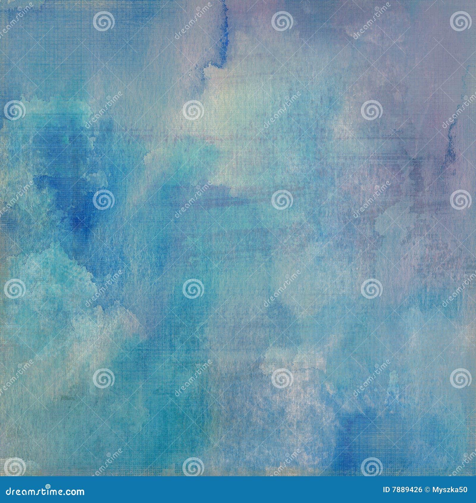 Altes blaues Papier stock abbildung. Illustration von ...
