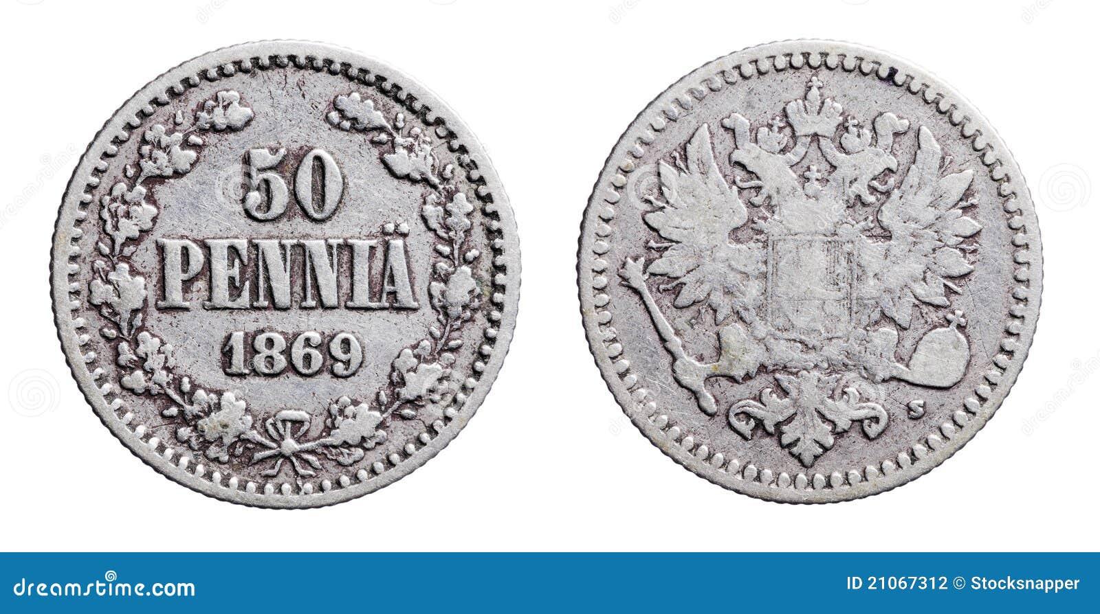 Finnisches Geld