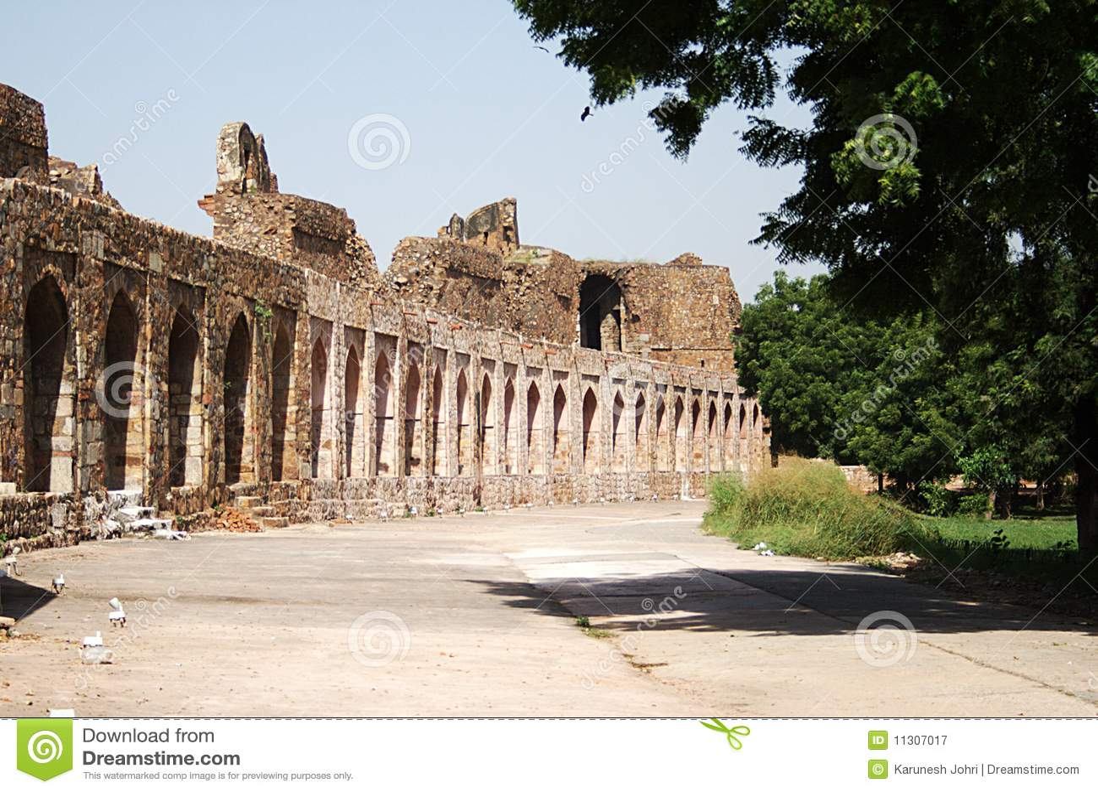 Altes Fort, Neu-Delhi