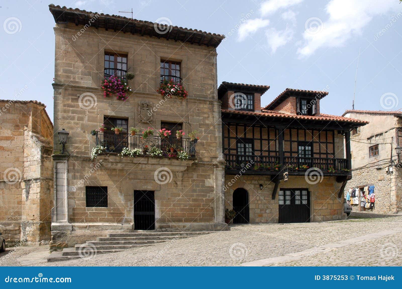 Altes haus spanien stockbild bild von reisen besuch for Haus in spanien