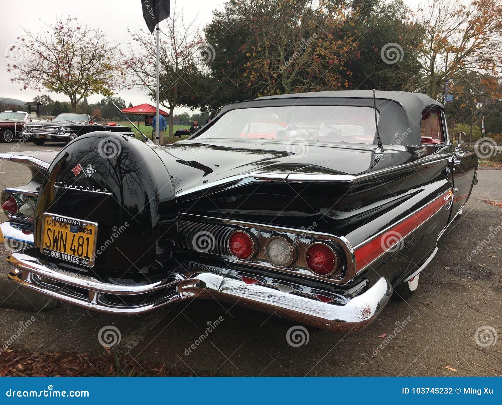 Altes klassisches amerikanisches Auto