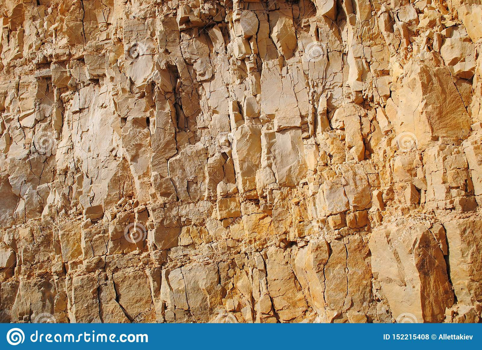 Altes Kloster in Jericho die Wand