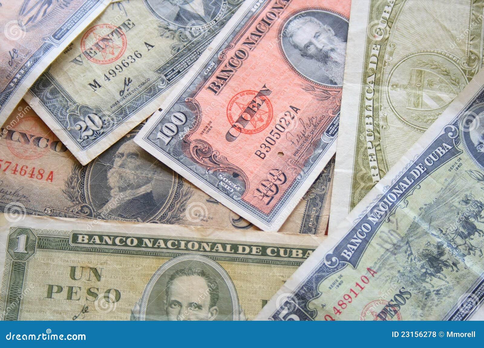 altes kubanisches geld lizenzfreie stockfotos bild 23156278. Black Bedroom Furniture Sets. Home Design Ideas