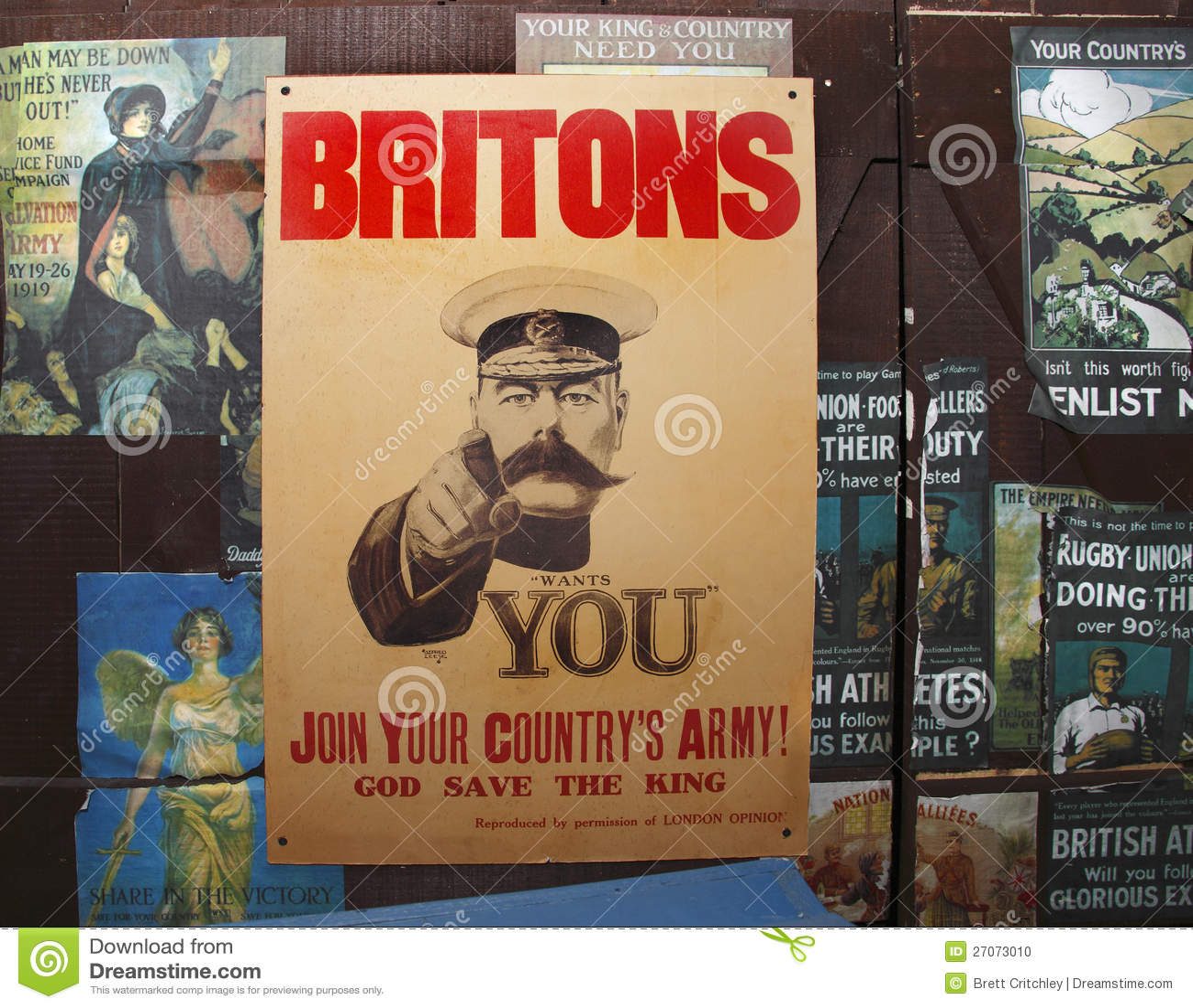 Altes Plakat der Weinlese WWII
