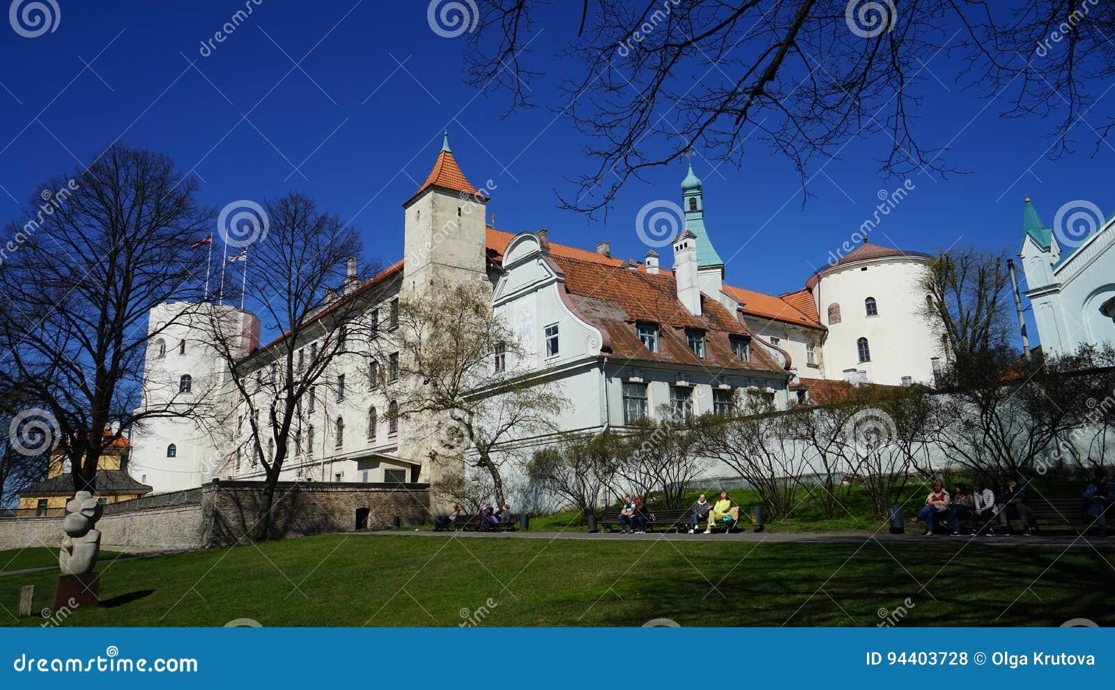 Altes Riga - Hauptstadt von Lettland, Europa