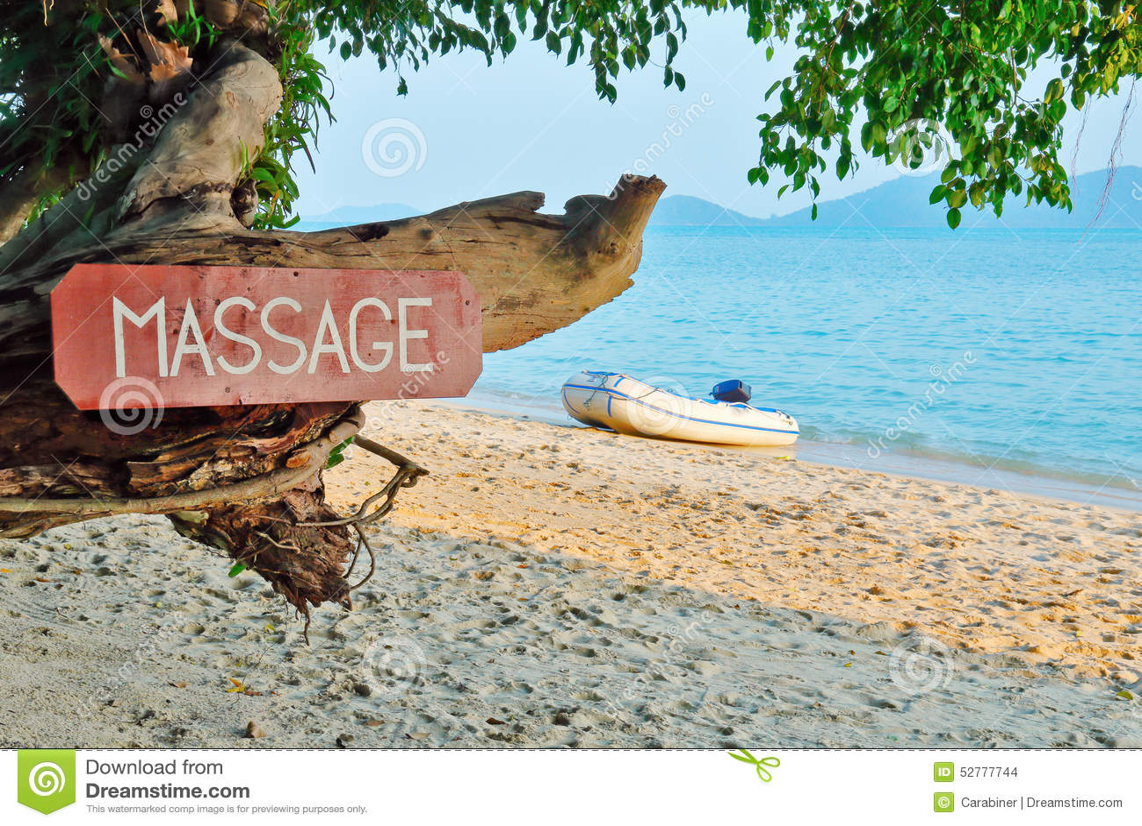 sunflowers massage strand massage