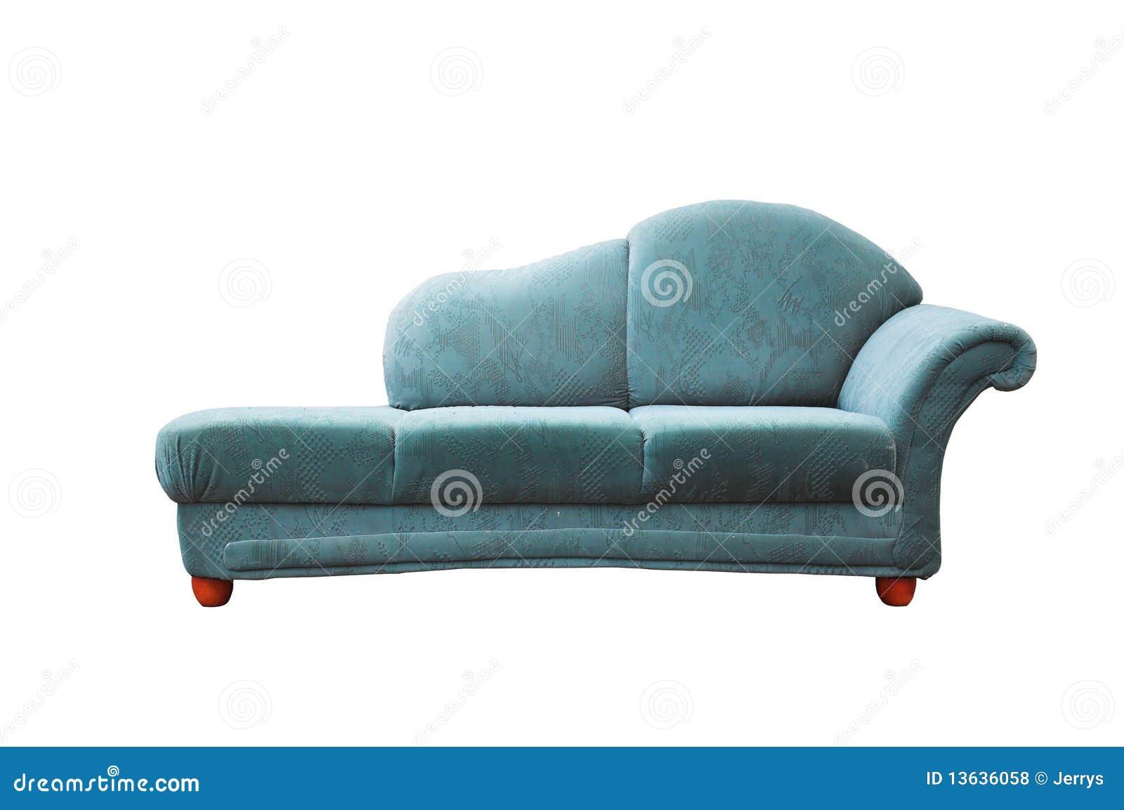 altes sofa lizenzfreie stockfotos bild 13636058. Black Bedroom Furniture Sets. Home Design Ideas