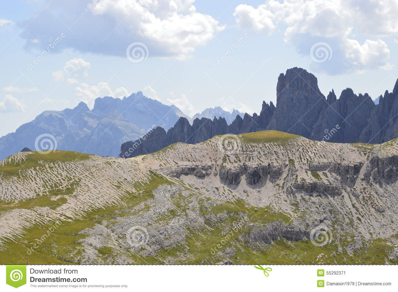 Altitude and dolomiti mountains stock photo image 55292371 for Best view of dolomites