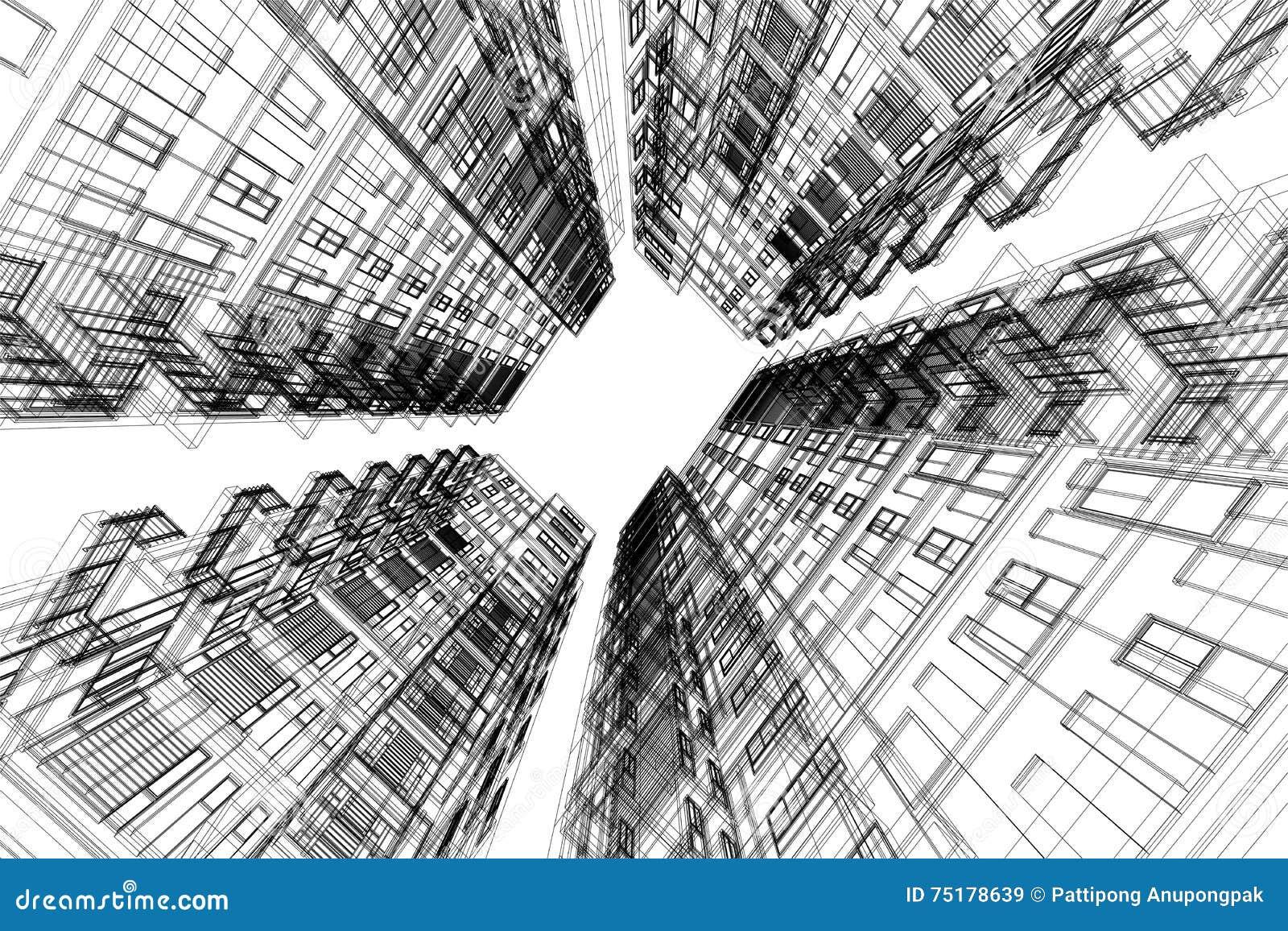 Alto extracto de la arquitectura de la estructura de for Estructura arquitectura