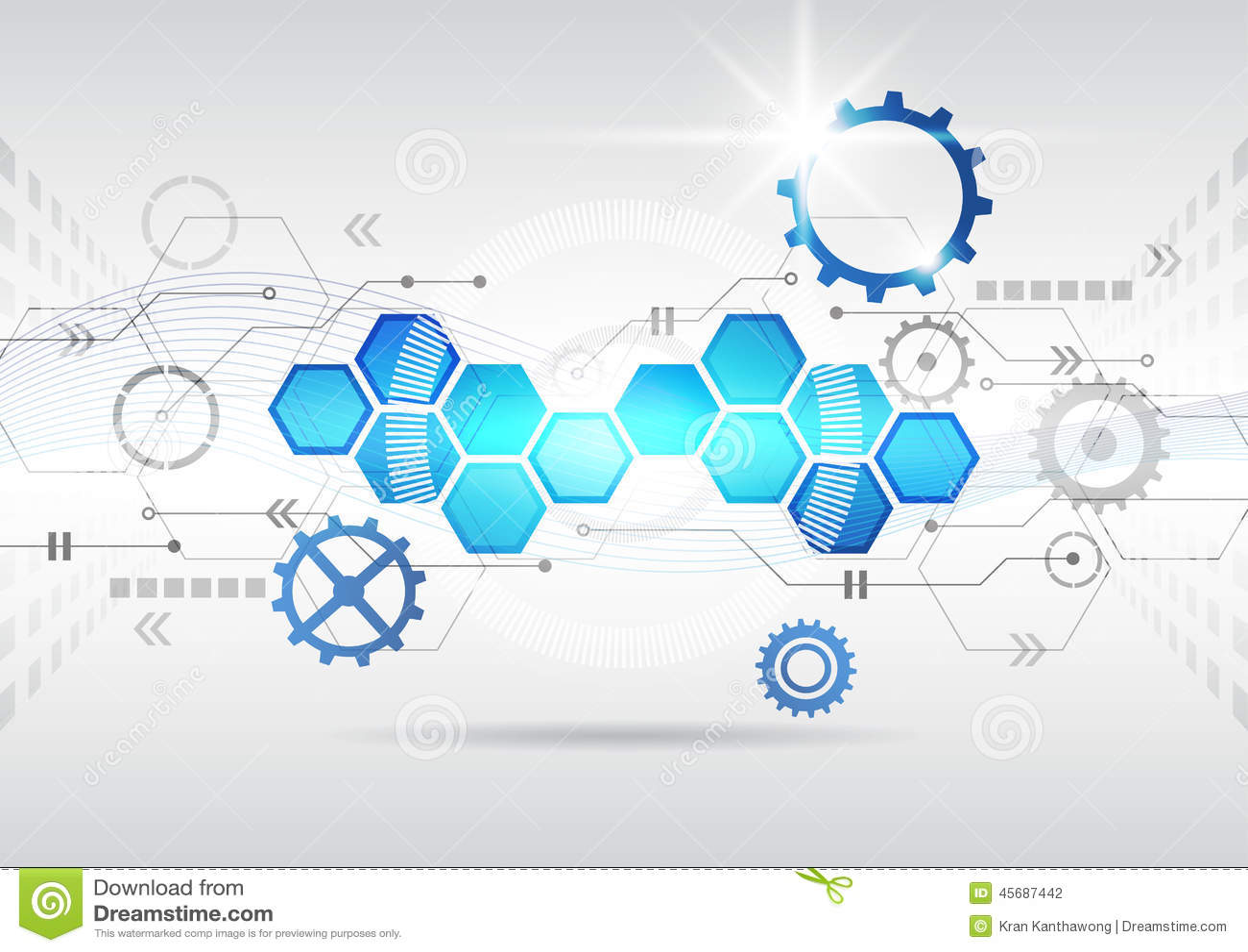Alto fondo di affari di tecnologie informatiche del circuito futuristico astratto
