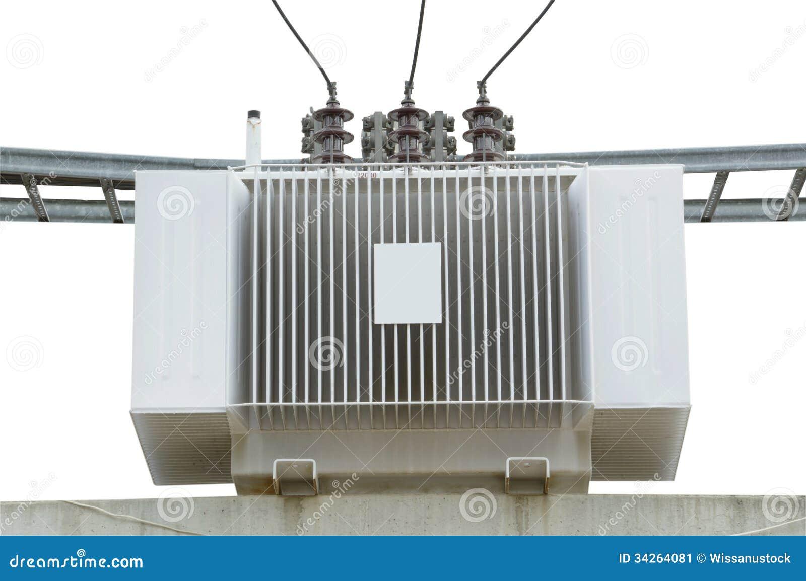 Alto voltaje el ctrico del transformador aislado imagen de - Transformador electrico precio ...