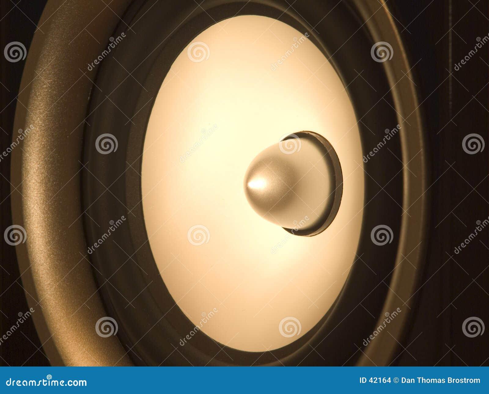Altofalante audio