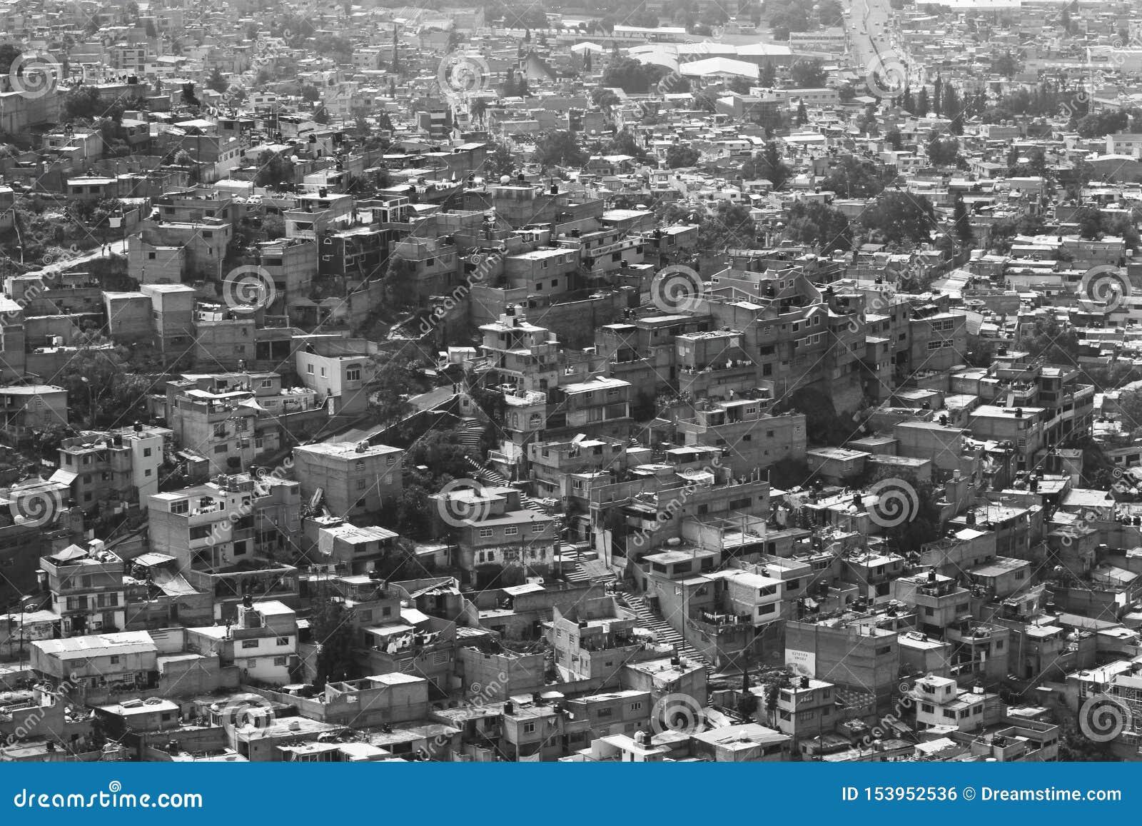 Altos de los barrios hispanos del Los