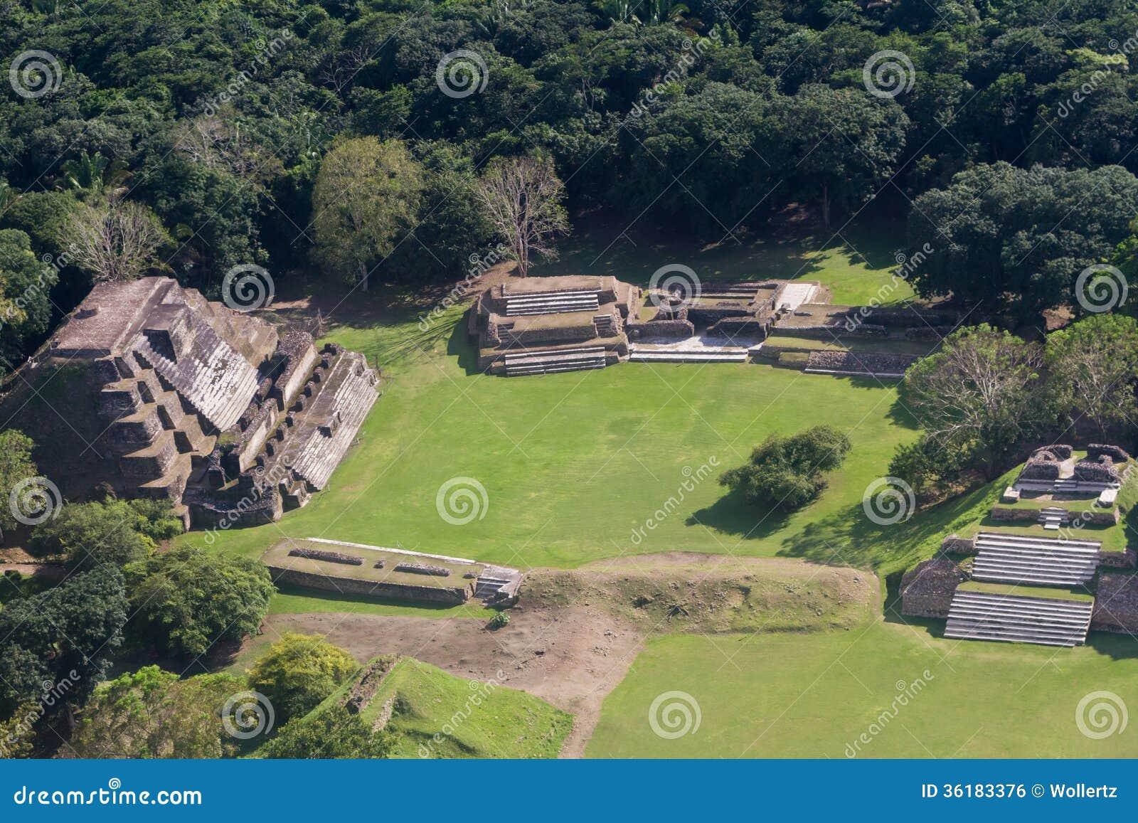Altun Ha, Maya Ruins Royalty Free Stock Image - Image: 36183376