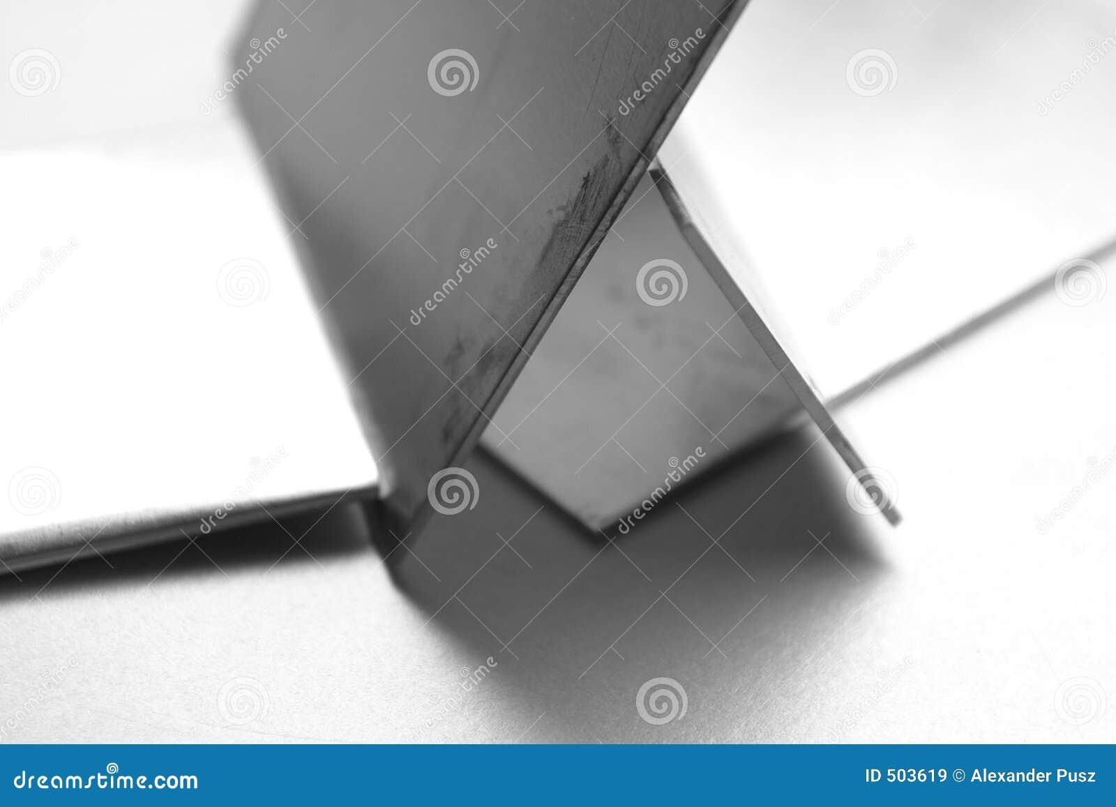 Aluminium plattor