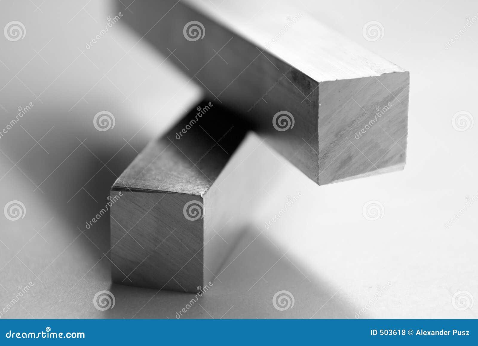 Aluminium stänger
