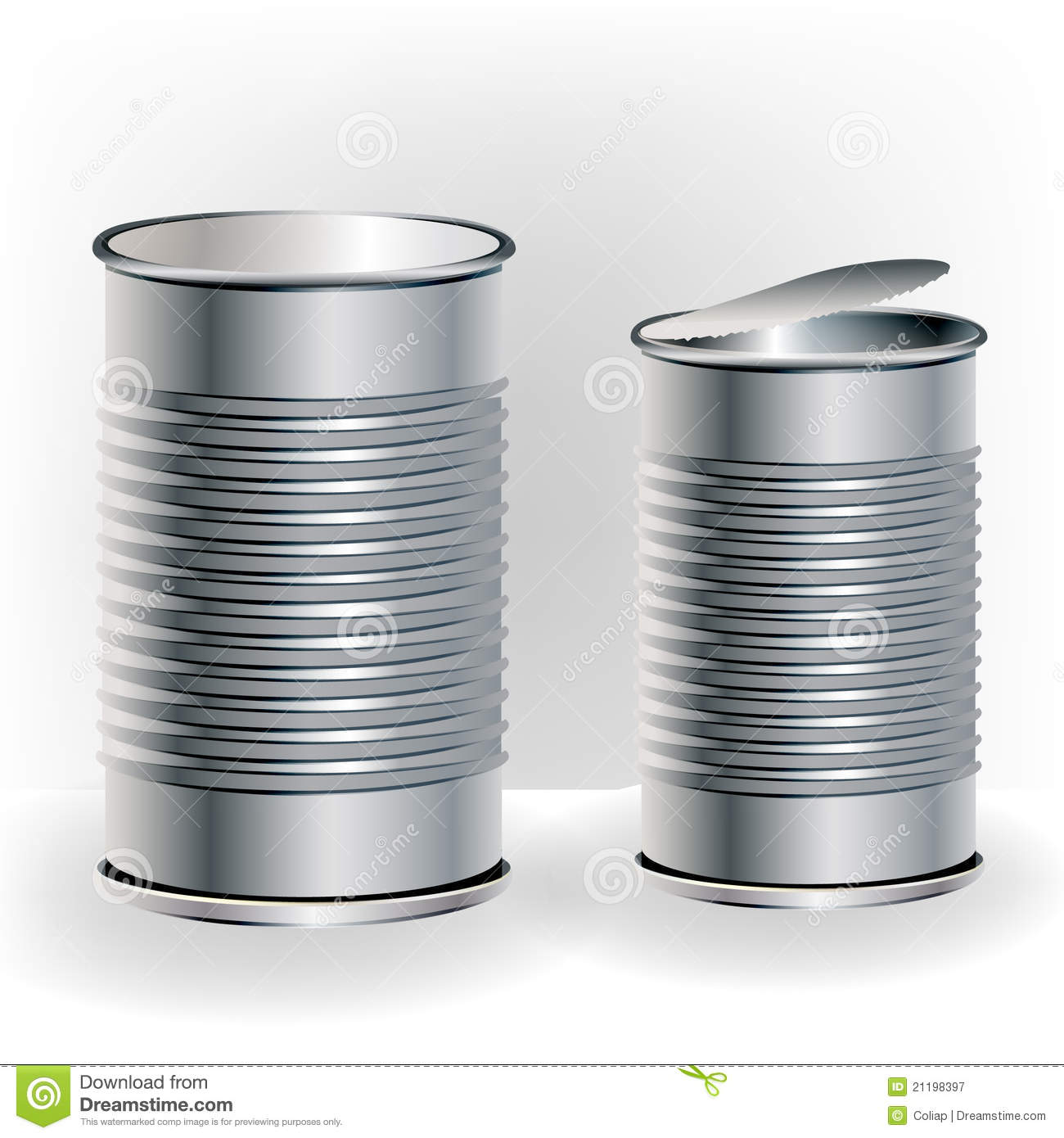 Cans For Food Storage