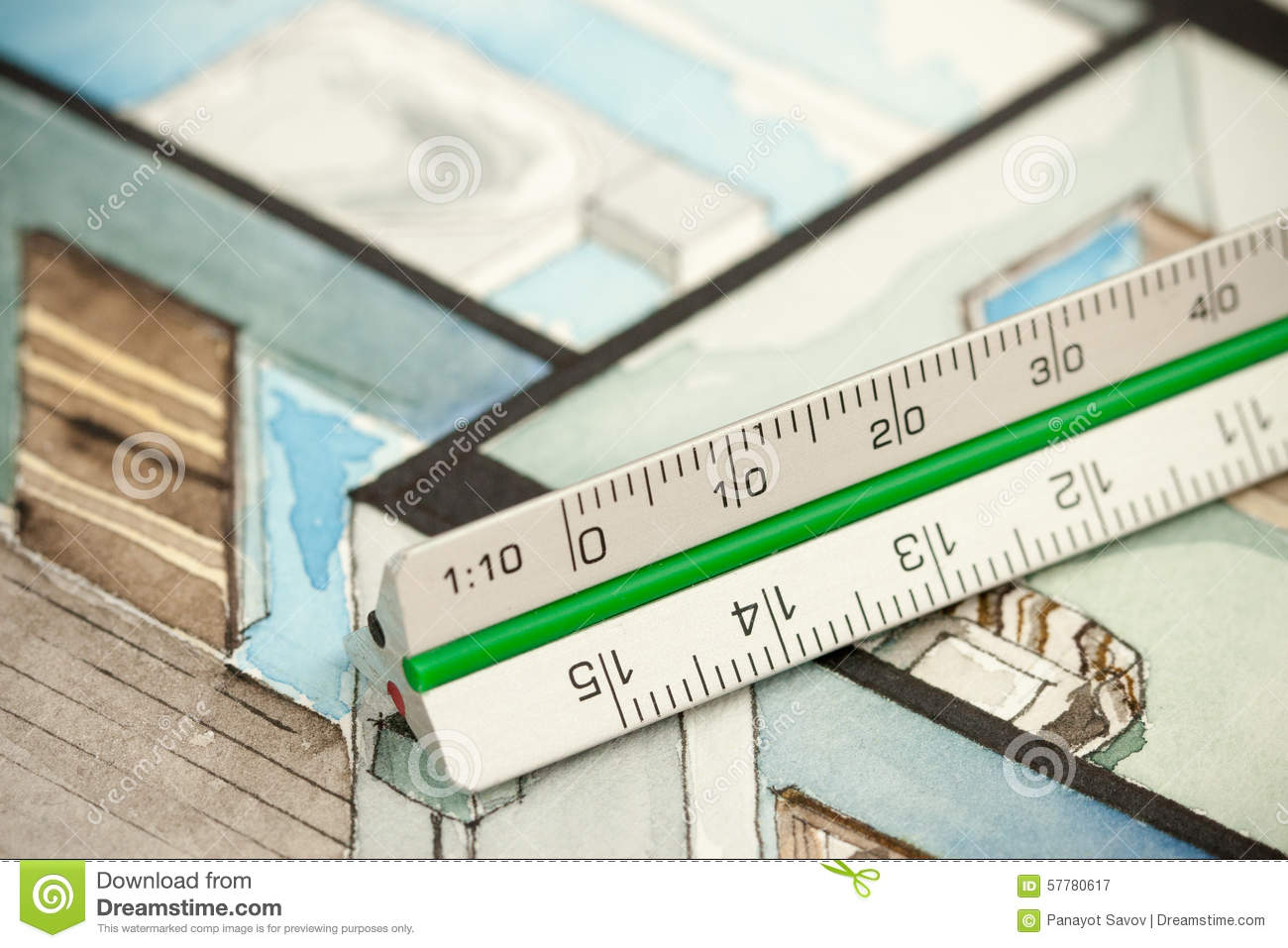 Drafting Table Scale Rulers 28 Images Color Coded