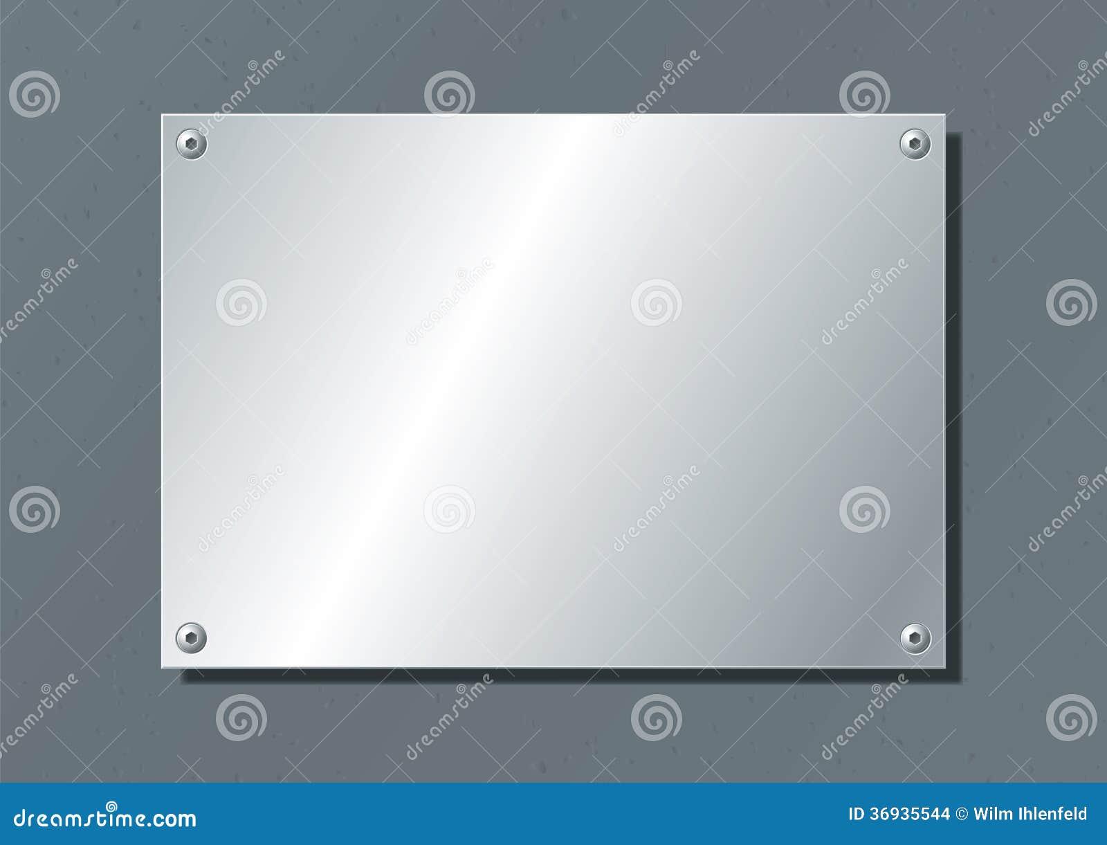 Aluminum plate stock images image 36935544 - Placas de aluminio ...