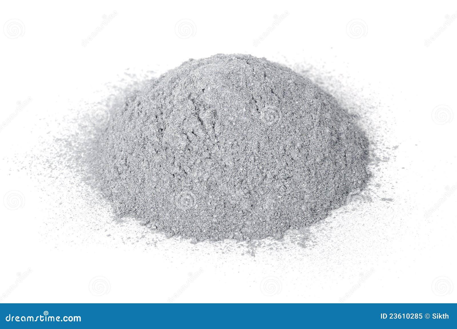 Aluminum Powder Royalty Free Stock Photo Image 23610285