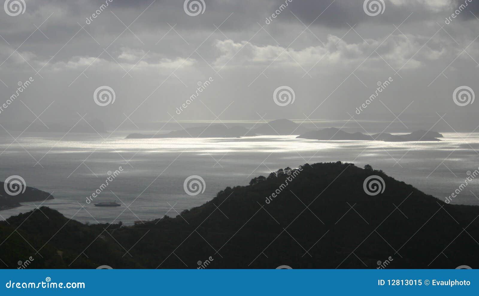 Alvorecer de Tortola