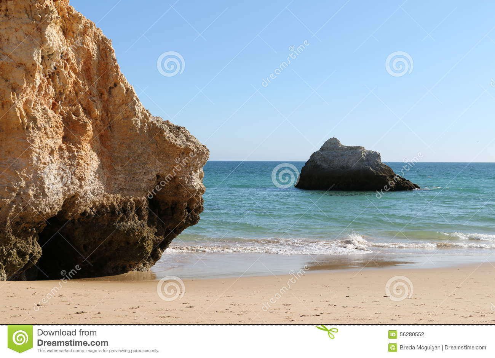 Alvors-Strand, Portugal