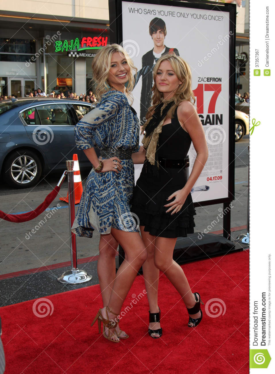 Consider, that aly and aj michalka