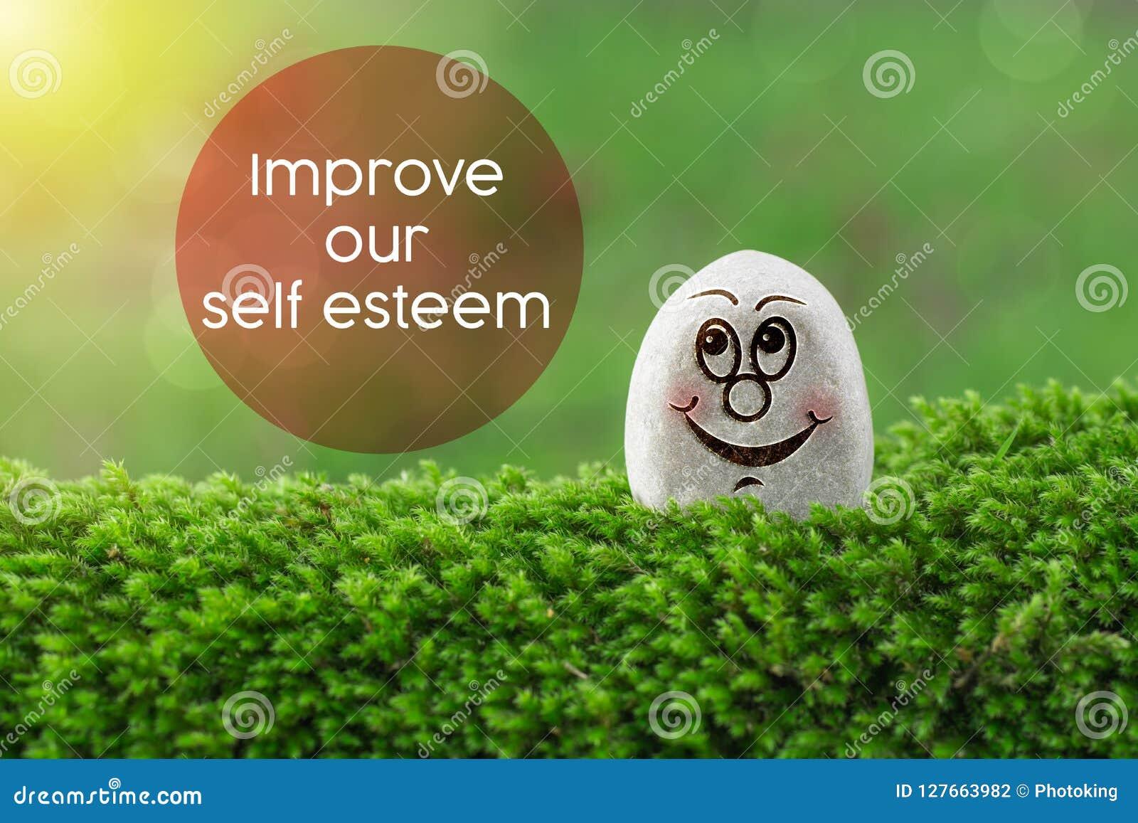 Améliorez notre amour-propre