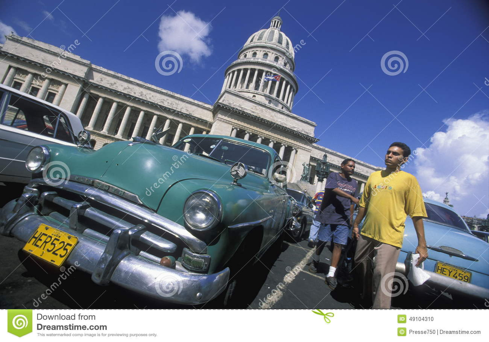 AMÉRICA CUBA LA HABANA