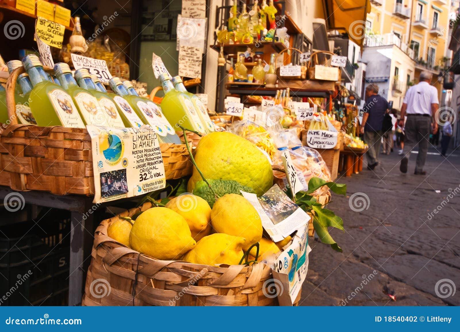 Amalfi Coast Market