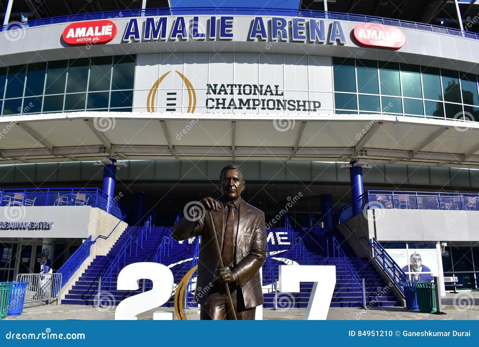 Amalie Arena Tampa