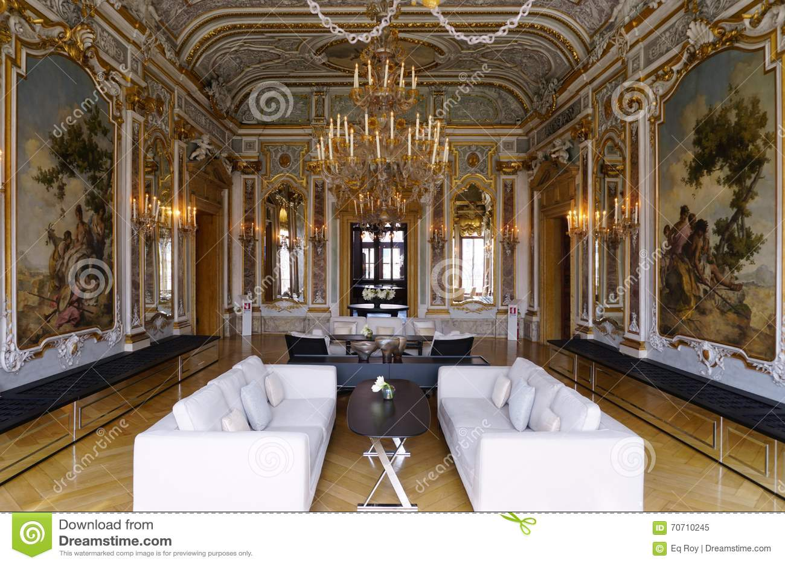Aman Kanałowy Grande hotel lokalizować w Palazzo Papadopoli w Wenecja