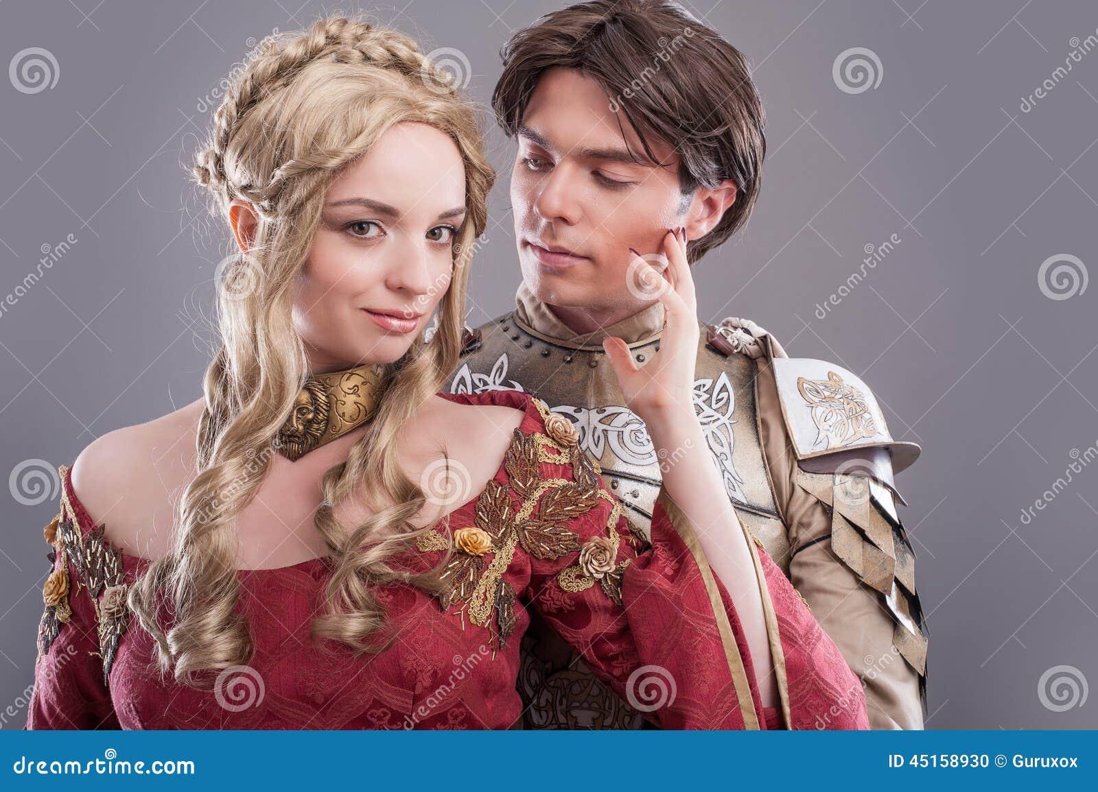 Amantes medievales