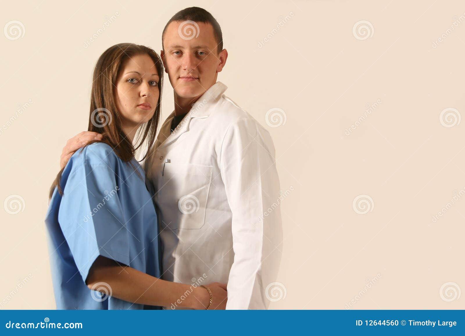 Amanti del medico dell allievo