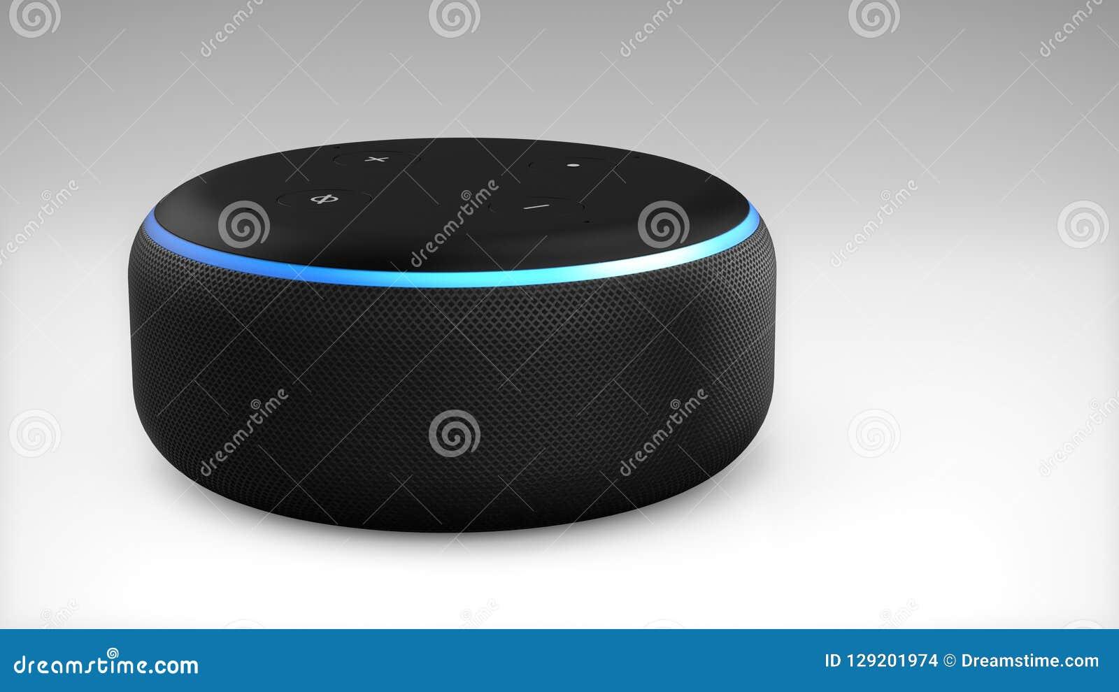 AmasonAlexa Echo Dot 3rd utveckling