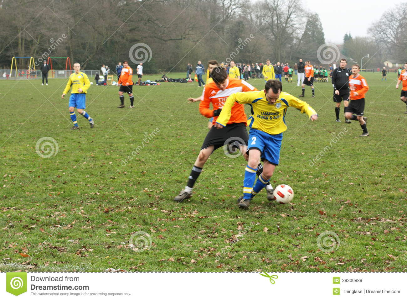 Assured, what Amateur football player look
