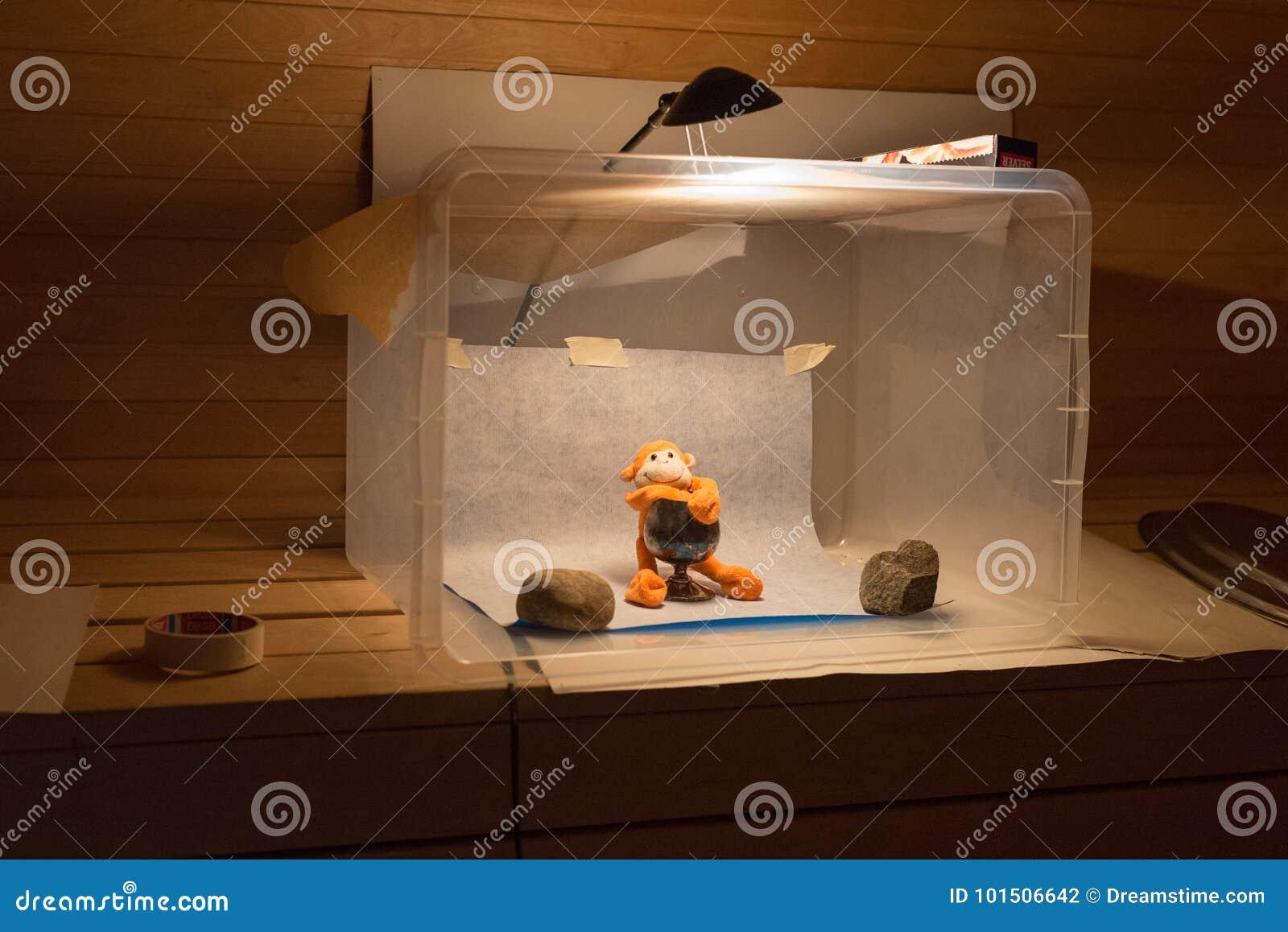Amateurhuis Gemaakt Tot Fotostudio In De Sauna Goedkope Zelf