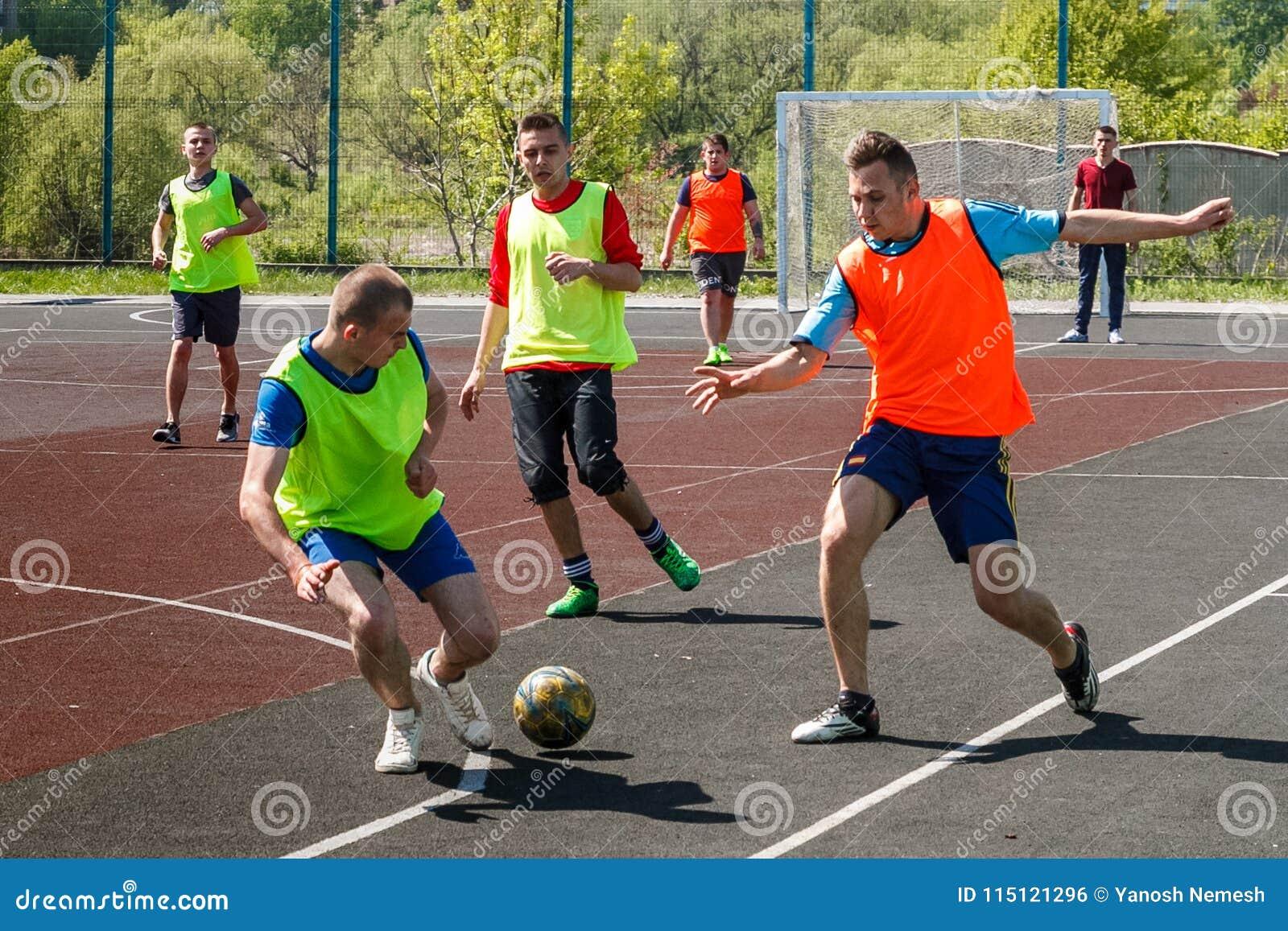 Amateurvoetbal in de Oekraïne