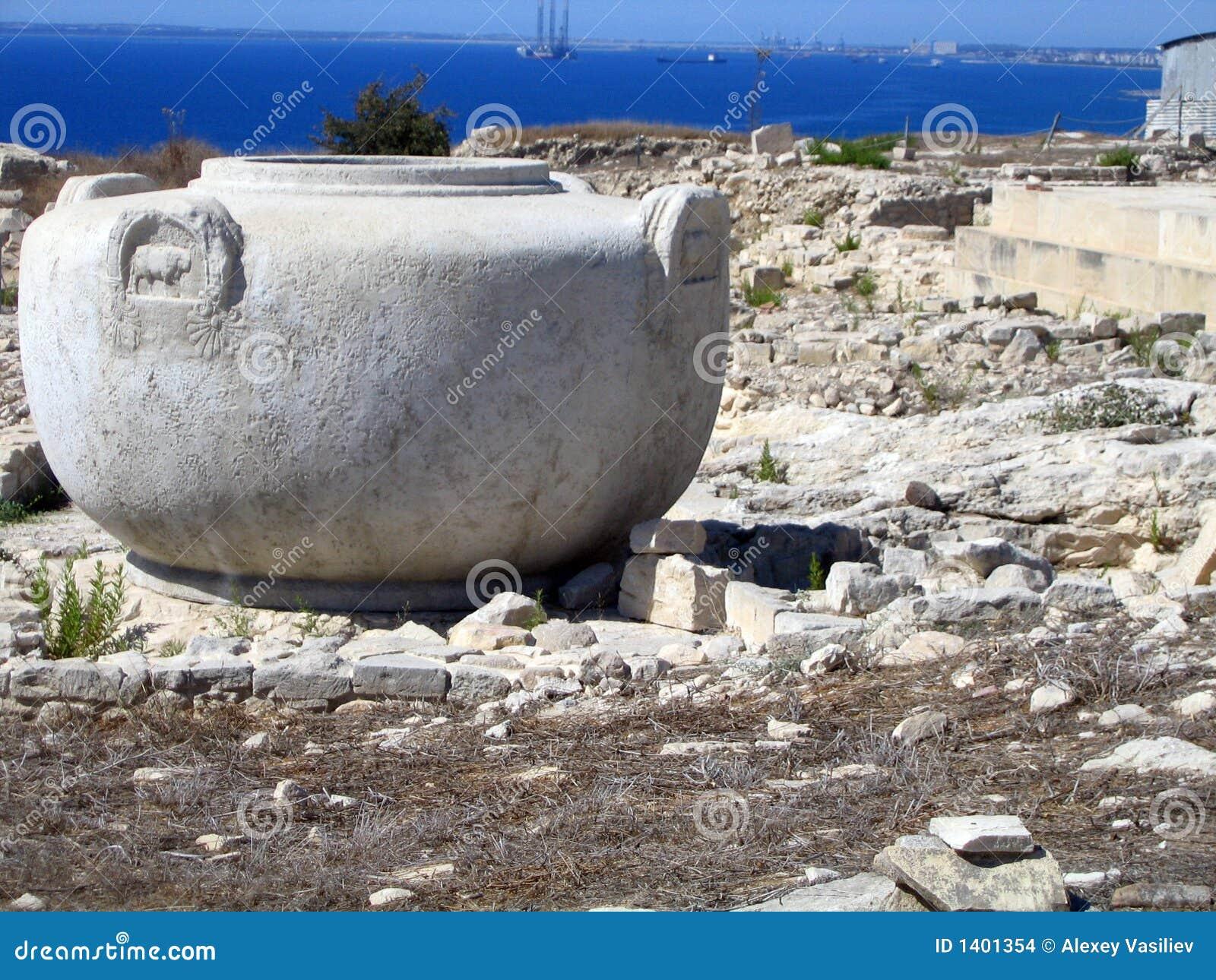 Amathus. La Chypre