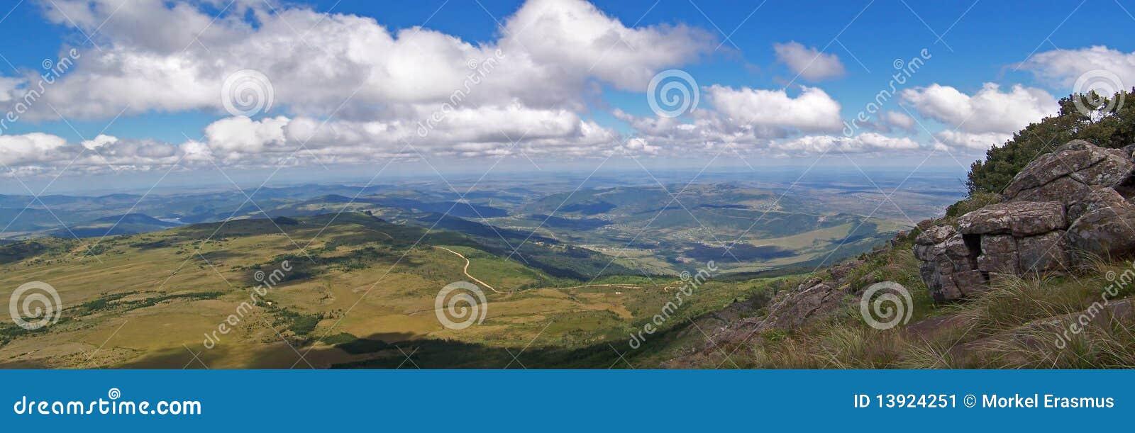 Amatola panorâmico Vista