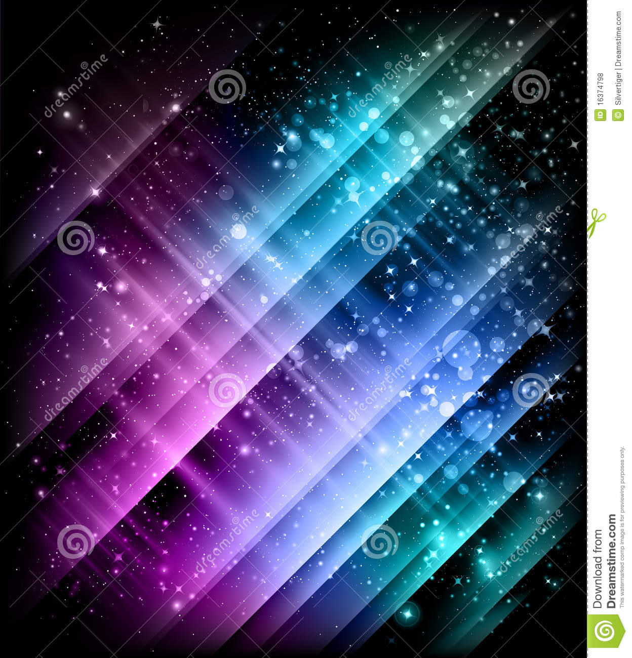 Amazing Abstract Background Stock Vector Image 16374798