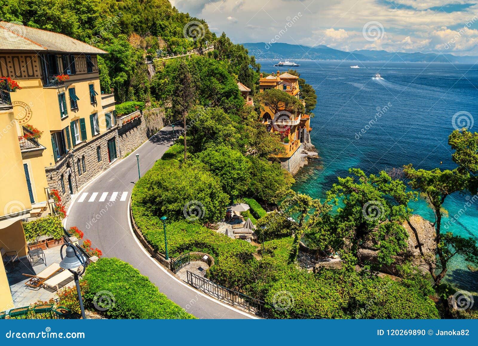 Amazing Luxury Homes Near Portofino Resort, Liguria, Italy, Europe