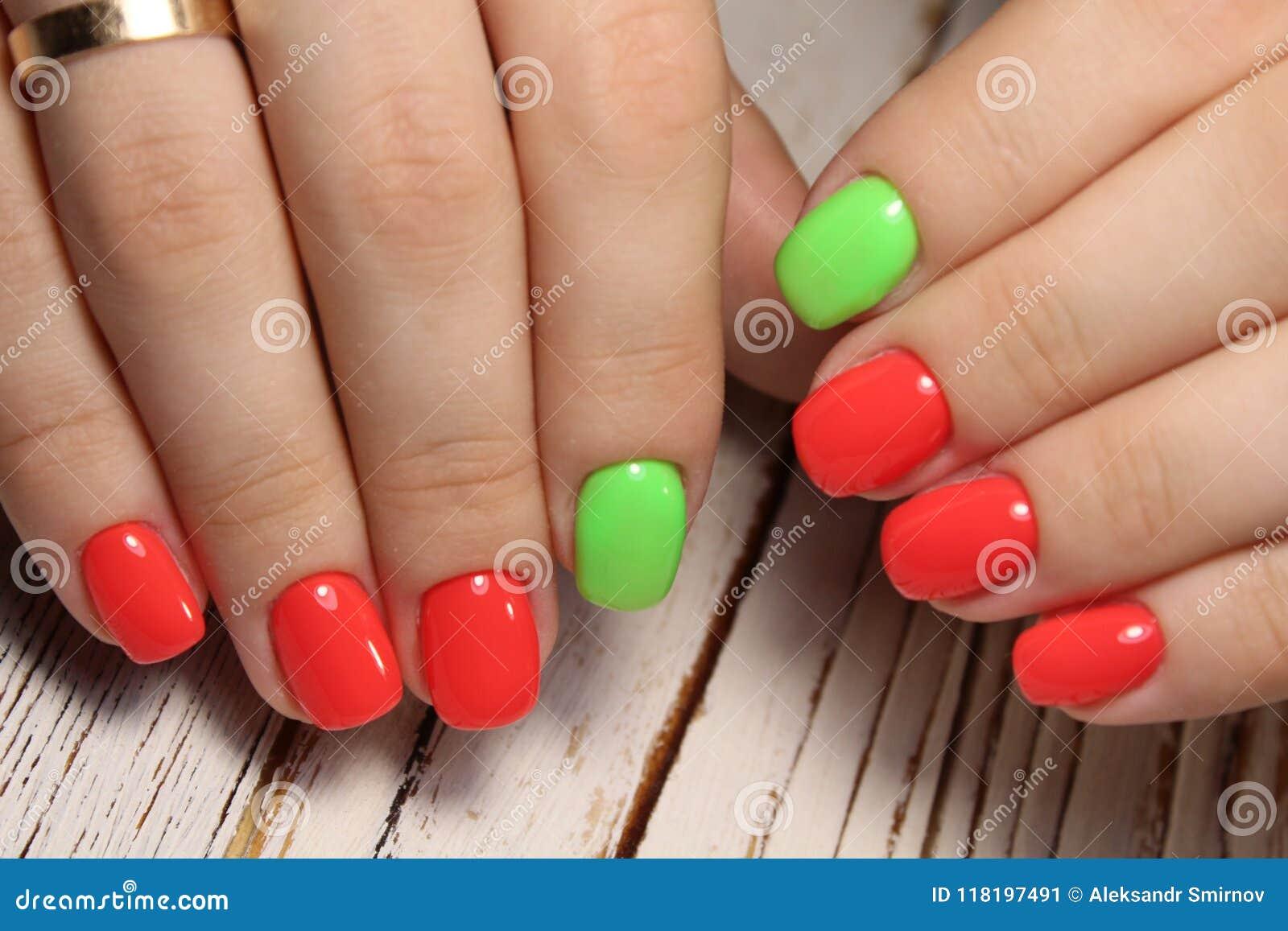 Amazing Natural Nails Stock Image Image Of Fashion 118197491