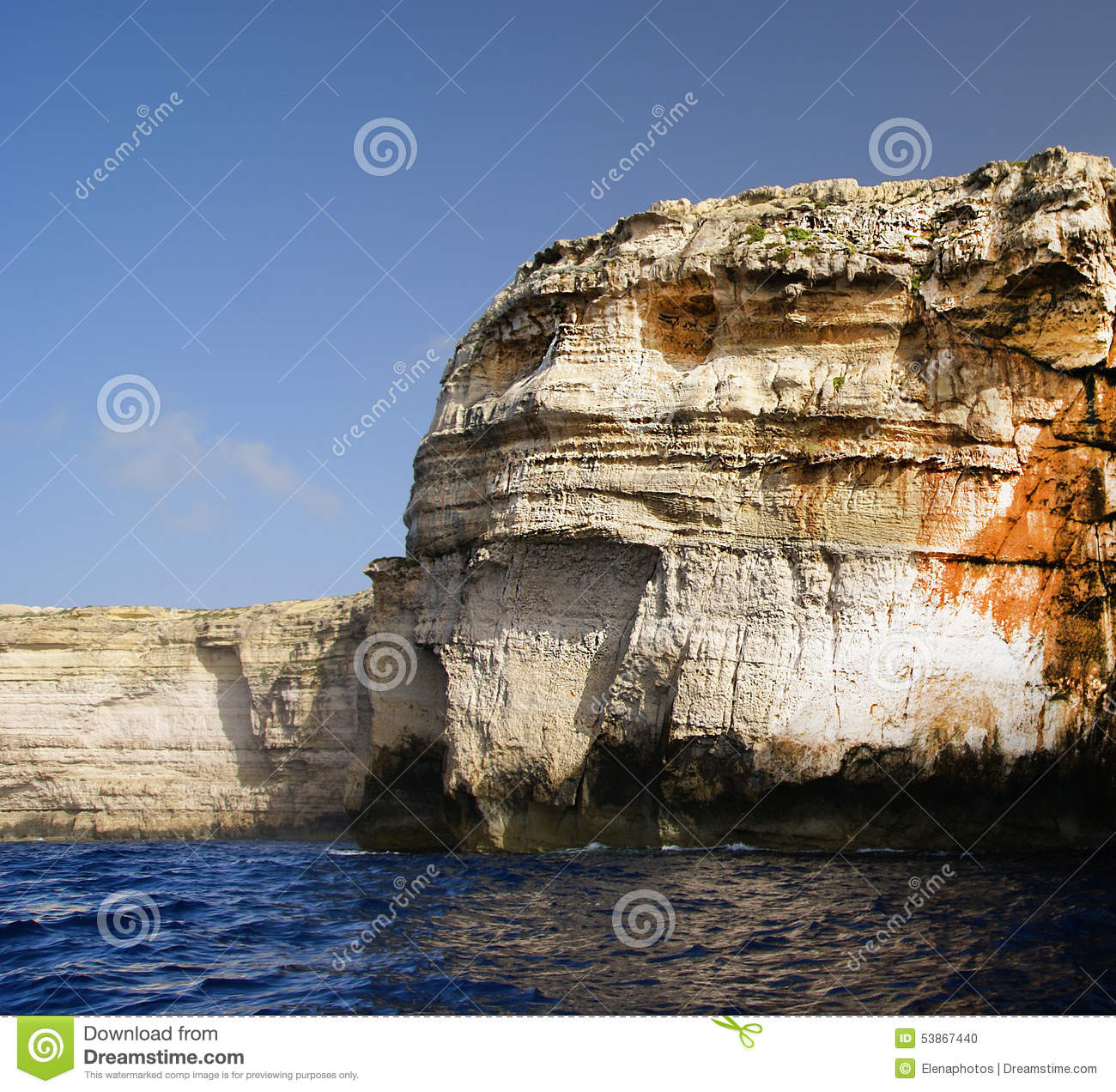 Natural Rock Faces : Amazing natural stone face stock photo image of landscape