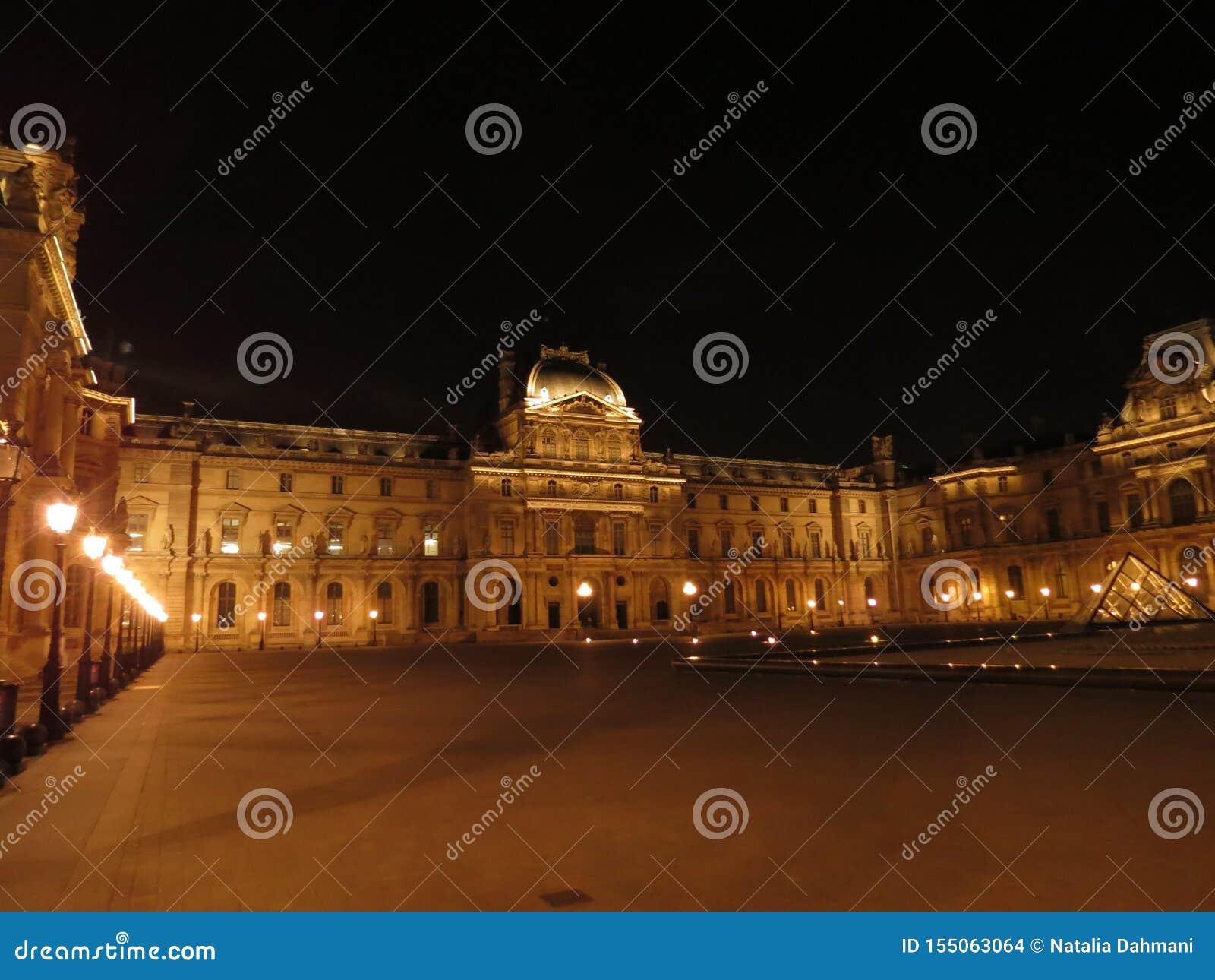 Amazing night in Paris