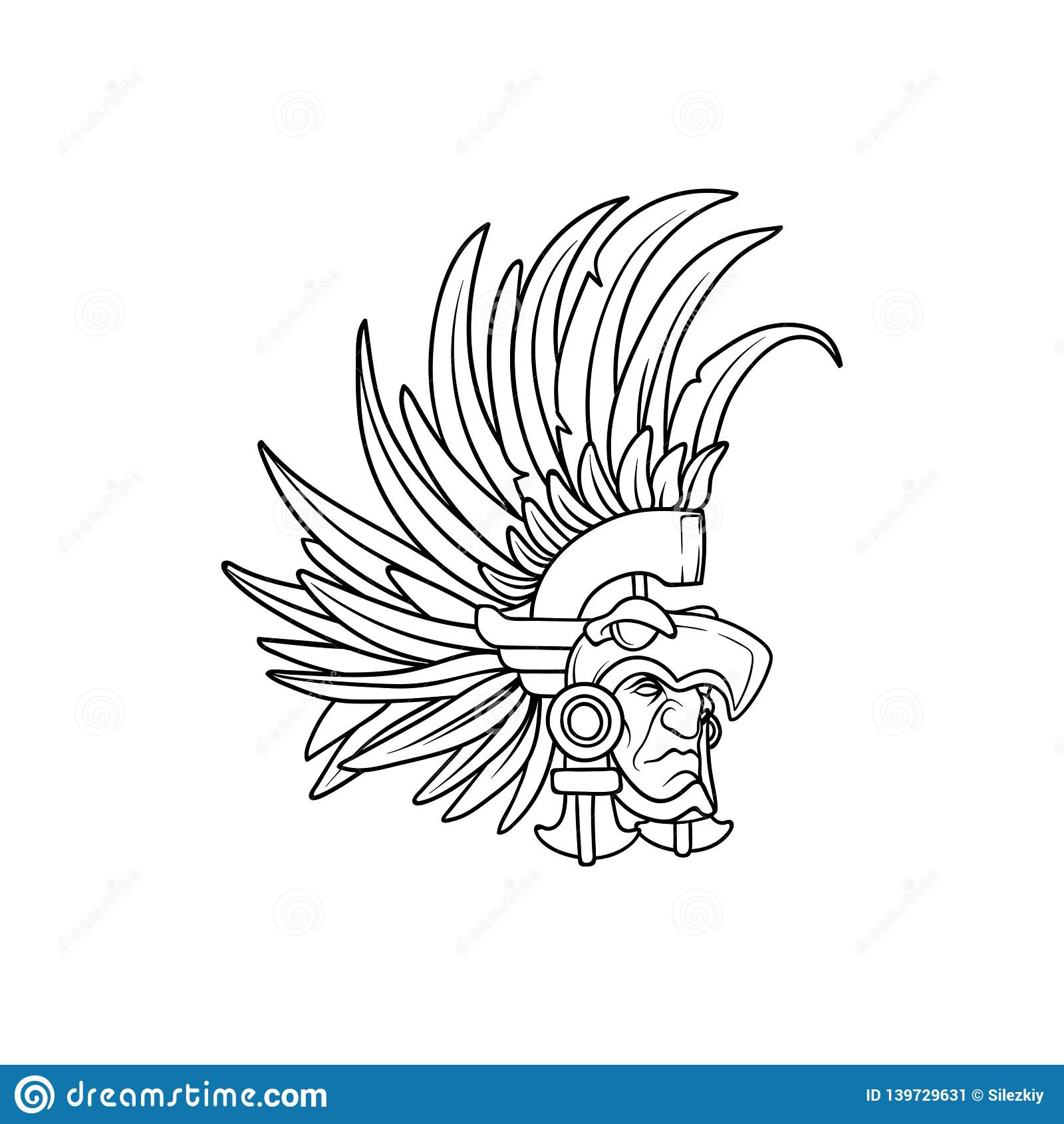 Eagle Warrior Stock Illustrations 948 Eagle Warrior Stock Illustrations Vectors Clipart Dreamstime
