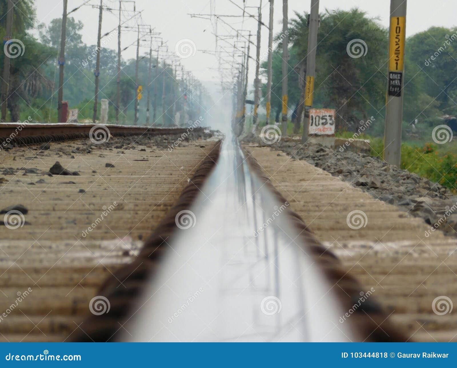 amazing railway tracks in india