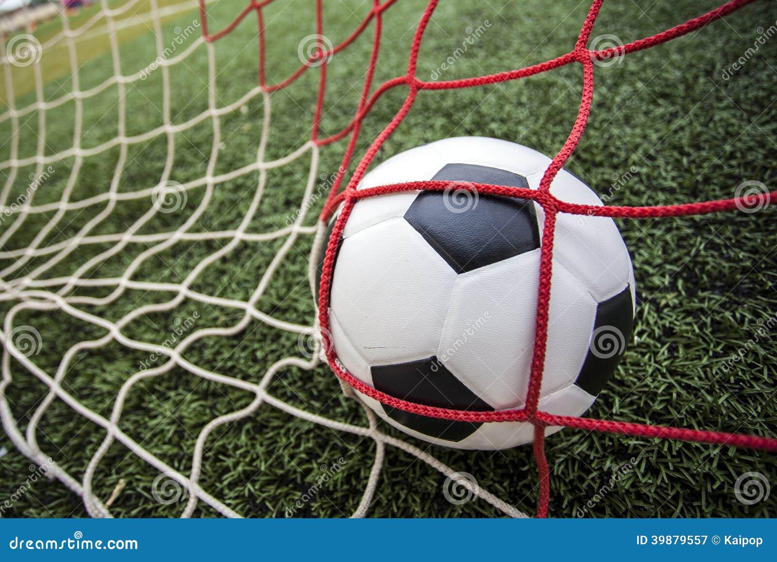 Amazing Soccer football Goal.
