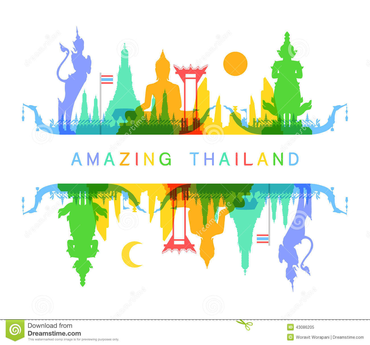amazing thailand Travel to thailand with sta travel cheap flights to thailand, accommodation,  tours and advice for travellers of all ages.