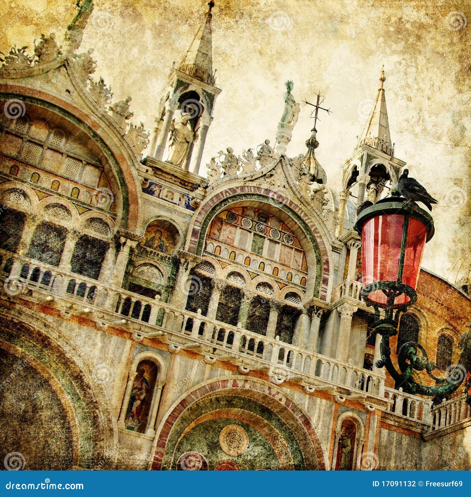 Amazing Venice - San Marco stock photo. Image of outdoors - 17091132